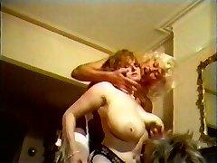 Titanic Toni Francis and Lynn Armitage Yam-sized  Breast Party