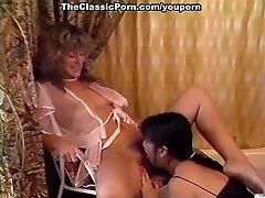 Pedicure and lesbian honeypot lick