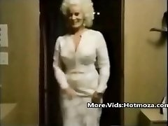 Hotmoza.com - Old School mom and her sonny