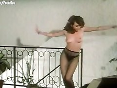 Claudia Cavalcanti nude and Alexandra Delli Colli bare
