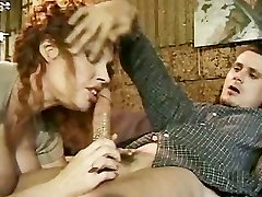 Retor MFF with Cougar Teddi Barrett and Chick With Braces