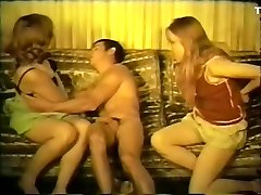 Super-sexy Homemade movie with Vintage, Threesome scenes