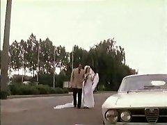 Naughty Bride Threesome