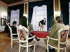 Suor Ubalda 2 - Italian nun + maid costume porno