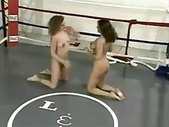 Naked Ring Wrestling (2)