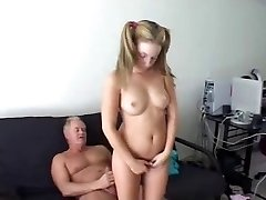 daddy punishes not his daughter-in-law