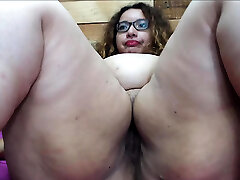 Big gaping booty slut takes a fat tool