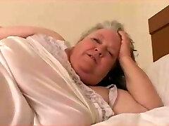SSBBW Granny Anal Invasion Pounding