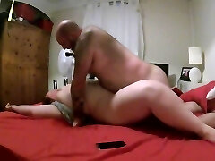 Getting fucked while gentleman is at home,she says satiate satisfy me