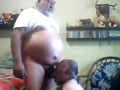 Old chubby fuck great ! 2