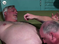 Face Fuck Huge Daddy Bear