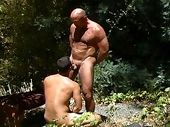 Horny gay bears have the best sex