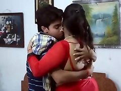 Savita Bhabhi Hot Flick with Young Boy