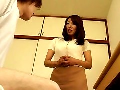The Busty Rika Fujishita Loves When Guys Play