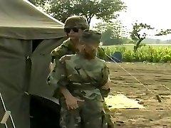 Grossi Calibri Al Campo Militare