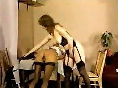 Epic homemade Vintage, Fetish adult movie