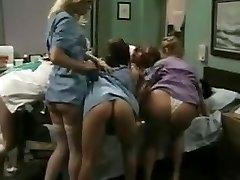 Thirsty nurses