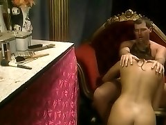 Small Hooter Babe Rides On A Big Pulsing Cock