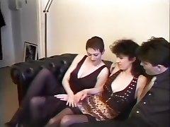 Glorious pornstar in amazing reality, vintage fucky-fucky scene