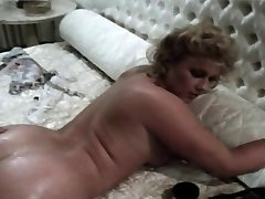 Vintage British Stevie Taylor Gets Her Asshole Widened