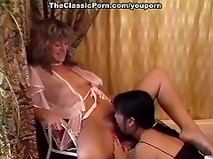 Pedicure and girl-girl pussy lick