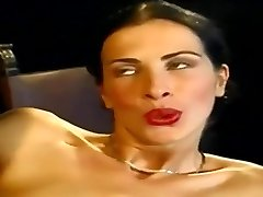 Anal... Sexy Slim Italian Babe Wambammed On Stage... Antique
