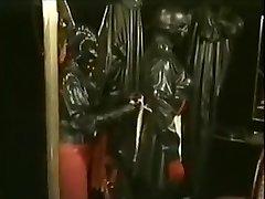 Rubbersessie bij pub DOMA