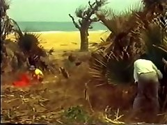 Nude Beach - Vintage African BBC Bareback
