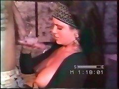 Old-school Jeanna Fine Best blowjob scene