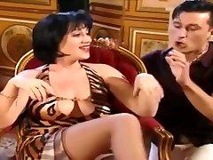 Uber-cute Group Sex # 04