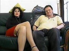 Kinky Hairy, Anal adult movie
