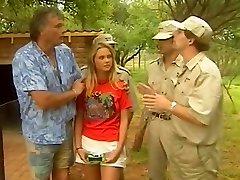 Light-haired Kruger Park