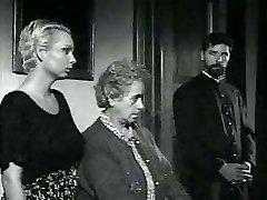Judith Bodor Pummel in front of Granny