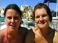 British Extreme - Mother & Daughter-in-law in Spain