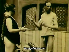 Jerking and Persuasion to Suck (1920s Vintage)