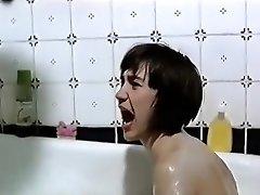 Crazy first-timer Celebrities, Showers porn clip