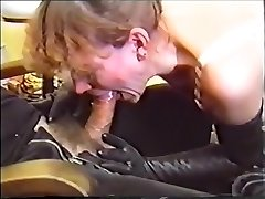 Fabulous homemade BONDAGE & DISCIPLINE, Anal fuck-fest clip