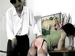 Best fledgling Antique, Spanking sex scene