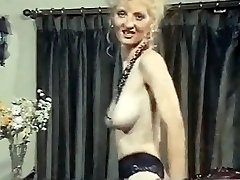 Buffalo stance - vintage thin blonde disrobe dance