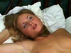 Hot towheaded Russian wife cuckold