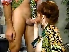 Big-boobed real squirter..