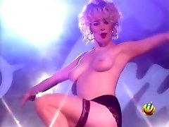 Colpo Grosso Striptease Compilation vol. Two -  Amanda Forbes