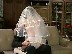 Steaming Bride! Retro porn!