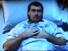 Nurse paris blue bangs a physician
