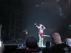 Nikki Sixx Breaks It Down For The Crowd. Greenville, S.C.