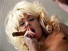 Cigar Smoking Strapon