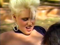 Astounding Outdoor, Fetish porn scene