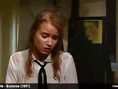Jane Birkin & Karina Fallenstein bare and explicit vignettes