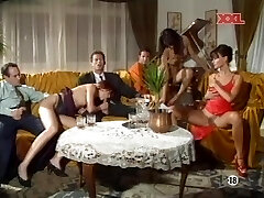 (G) Mona Lisa & Anita Platinum-blonde - Party sex