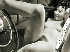 The 1940s & 50s antique